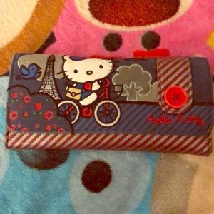Loungefly Hello Kitty Wallet